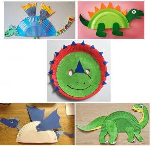 Dragon Paper Plate