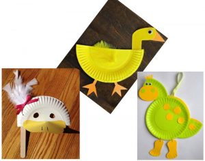 Duck Paper Plate Ideas