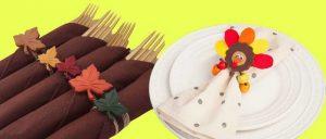 diy napkin rings for thanksgiving