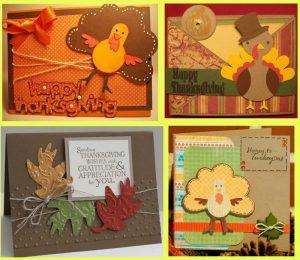 thanksgiving cards diy