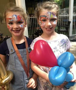 Face Painting and Entertainment
