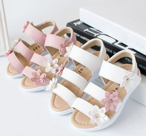 Flowery Summer Sandals Kid