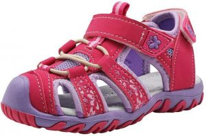 Girly Camp Summer Shoes