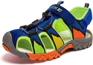 Neon Vitike Camp Shoes Kid