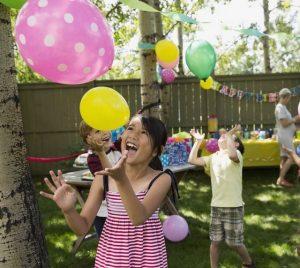 blow up a balloon activity
